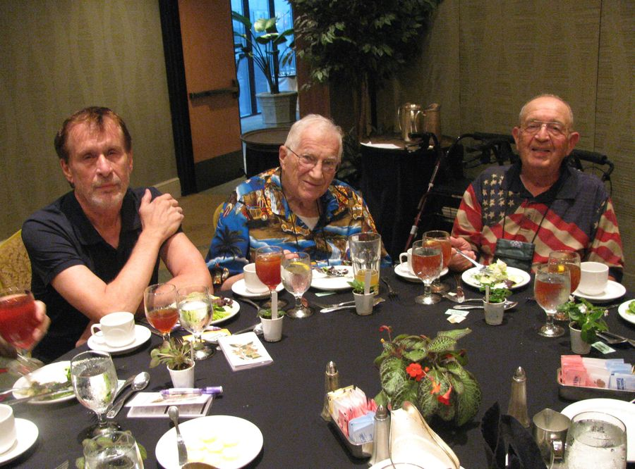David Minneman, Irwin Wagman,  Harvey Festenstein