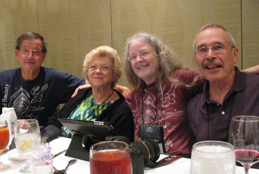Board Members: Leonard Re, Kathy Spissman, Julie Mavity-Hudson, Paul Susi
