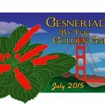 2015 Gesneriad Convention Logo