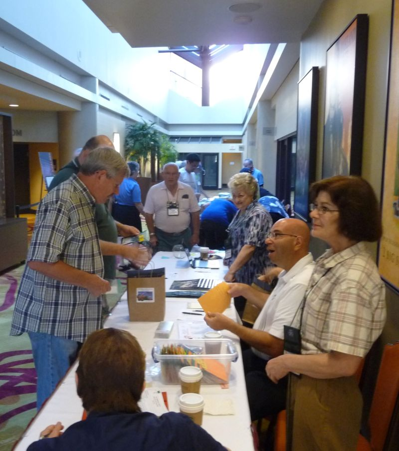 Opening of Convention Registration