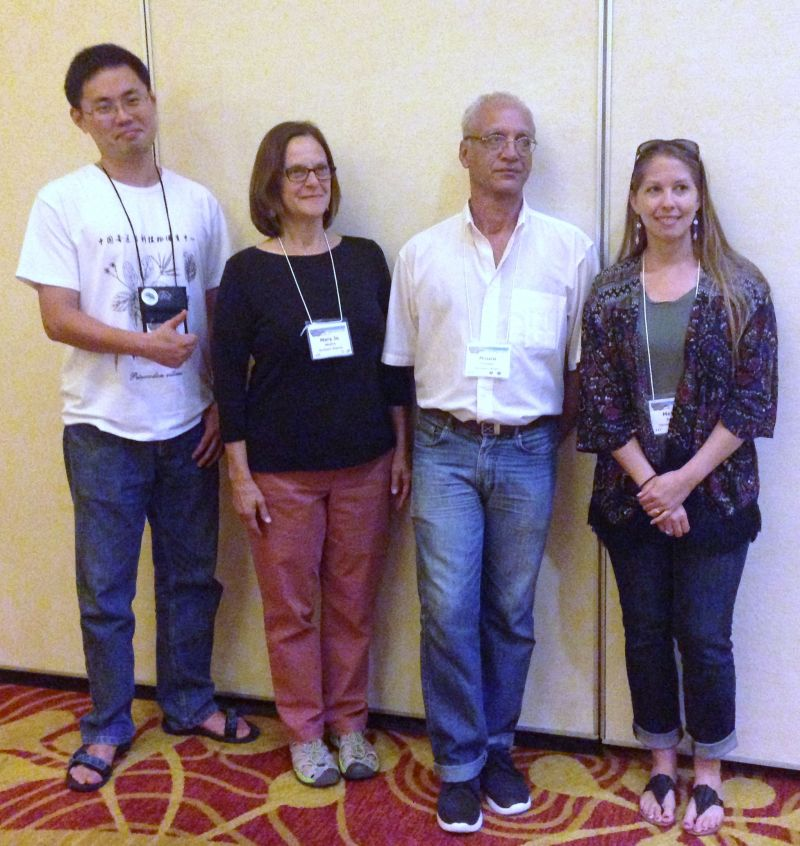 Conservation updates by Hong Xin, Mary Jo Modica, Mauro Peixoto, Melissa Johnson