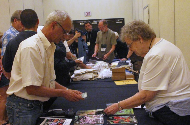 Nancy Kast offering Mauro Peixoto publications for sale