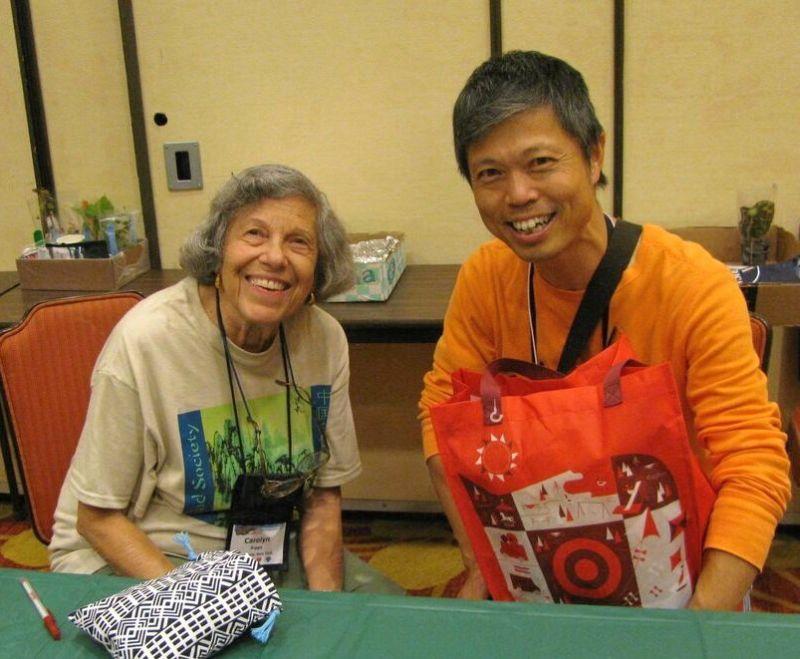 Carolyn Ripps, Kenji Hirose