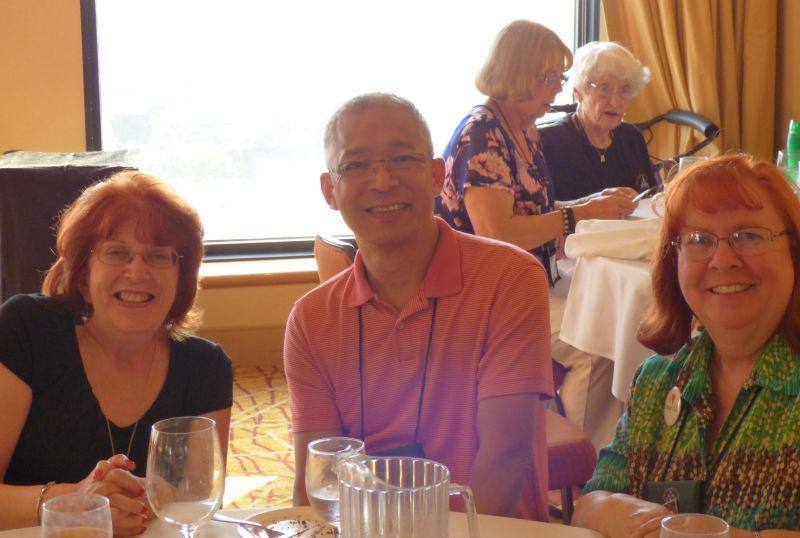 Barbara Festenstein, Hung Nguyen, Dale Martens
