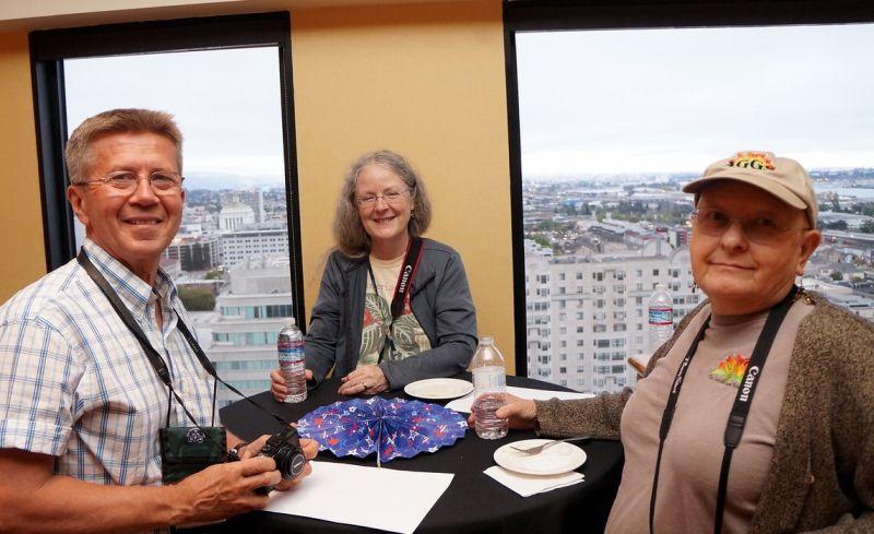 Stephen Maciejewski, Julie Mavity-Hudson, Carol Ann Bonner