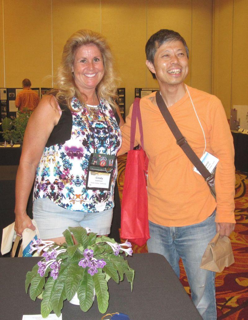 Cindy Eastman, Kenji Hirose