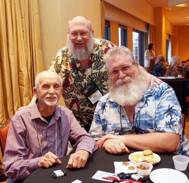 Mike Kartuz, John Molnar, Gary Turner