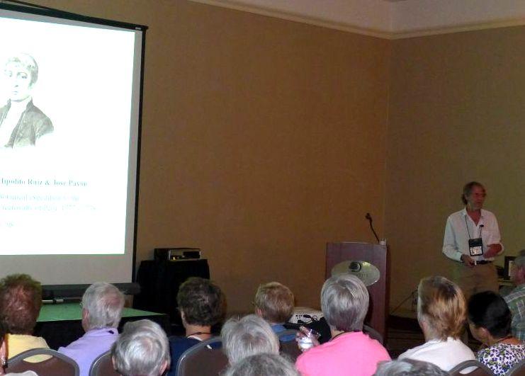 David Neill discusses plant exploration in Ecuador