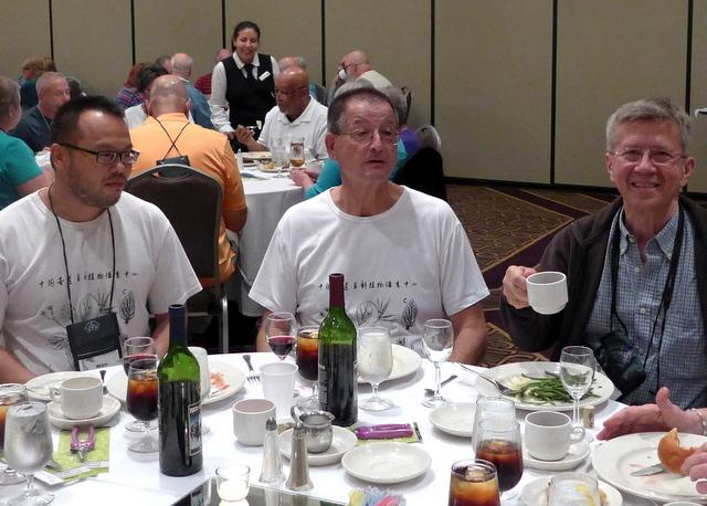Wen Fang, Leonard Re and Stephen Maciejewski