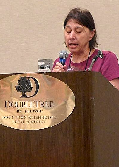 Jo Anne Martinez, Society Convention Chairperson