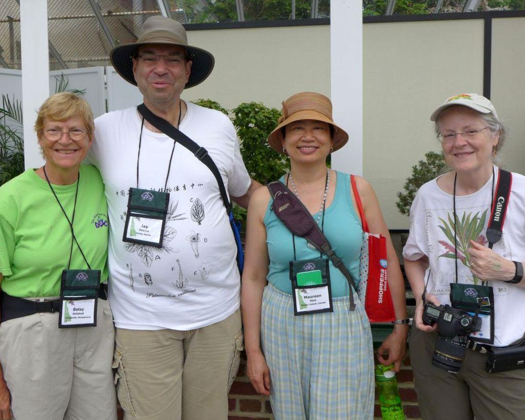 Betsy Gottshall, Jay Sespico, Maureen Mark and Julie Mavity-Hudson