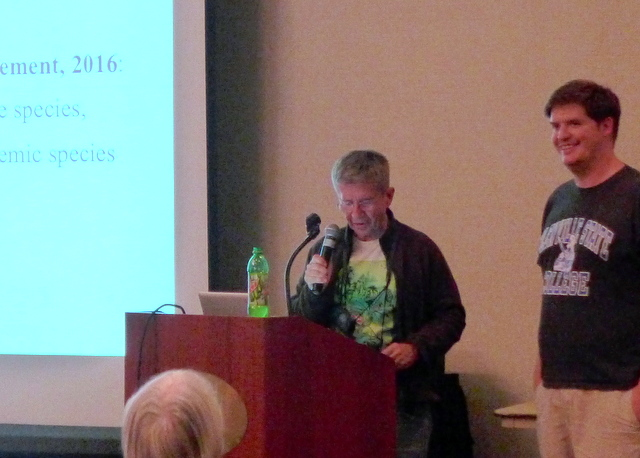 Stephen Maciejewski and Jeremy Keene, Conservation Committee Co-chairs