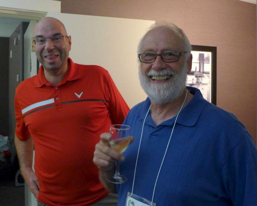 Jay Sespico and Paul Lee