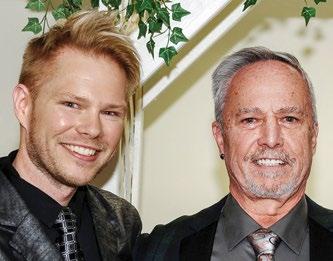 Drew Norris and Jim Roberts
