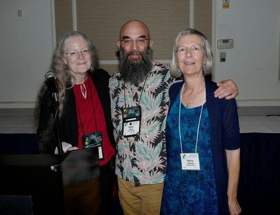 Julie Mavity-Hudson, Peter Shalit, Darcy Adshead