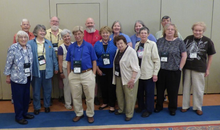 New England Chapter Members - Past and Present