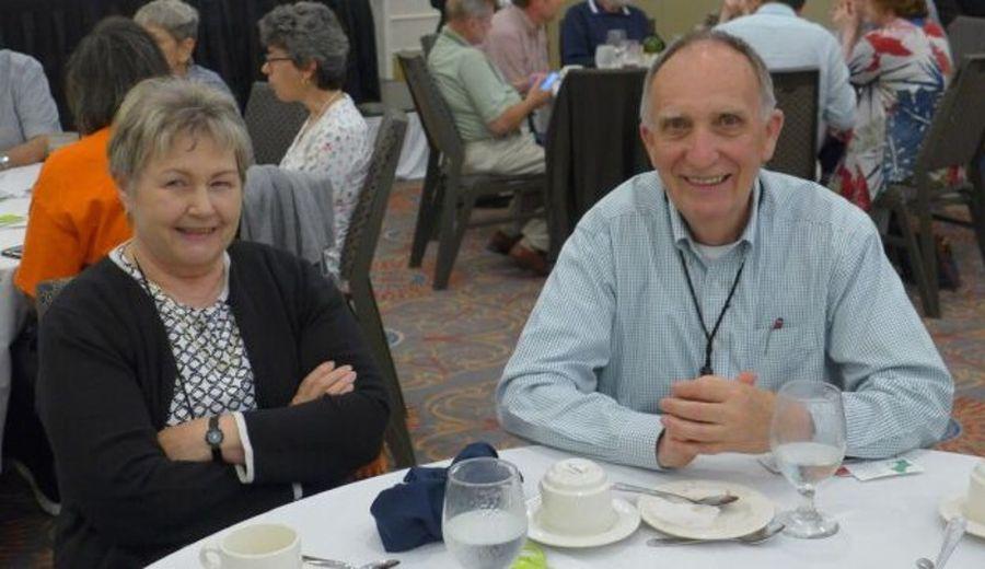 Judy and Larry Skog